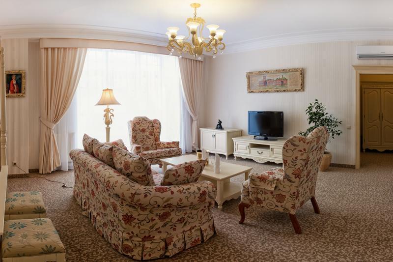 Гостиницы царского села